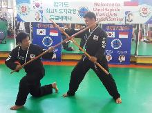 Hapkido In Action