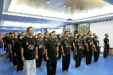 1st international seminar Hapkido Indonesia
