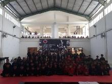 DAN PROMOTION TEST HAPKIDO INDONESIA