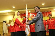 Pelantikan Pengurus Daerah Hapkido Indonesia